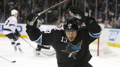 Kings routed by Sharks, 7-2, in Game 2
