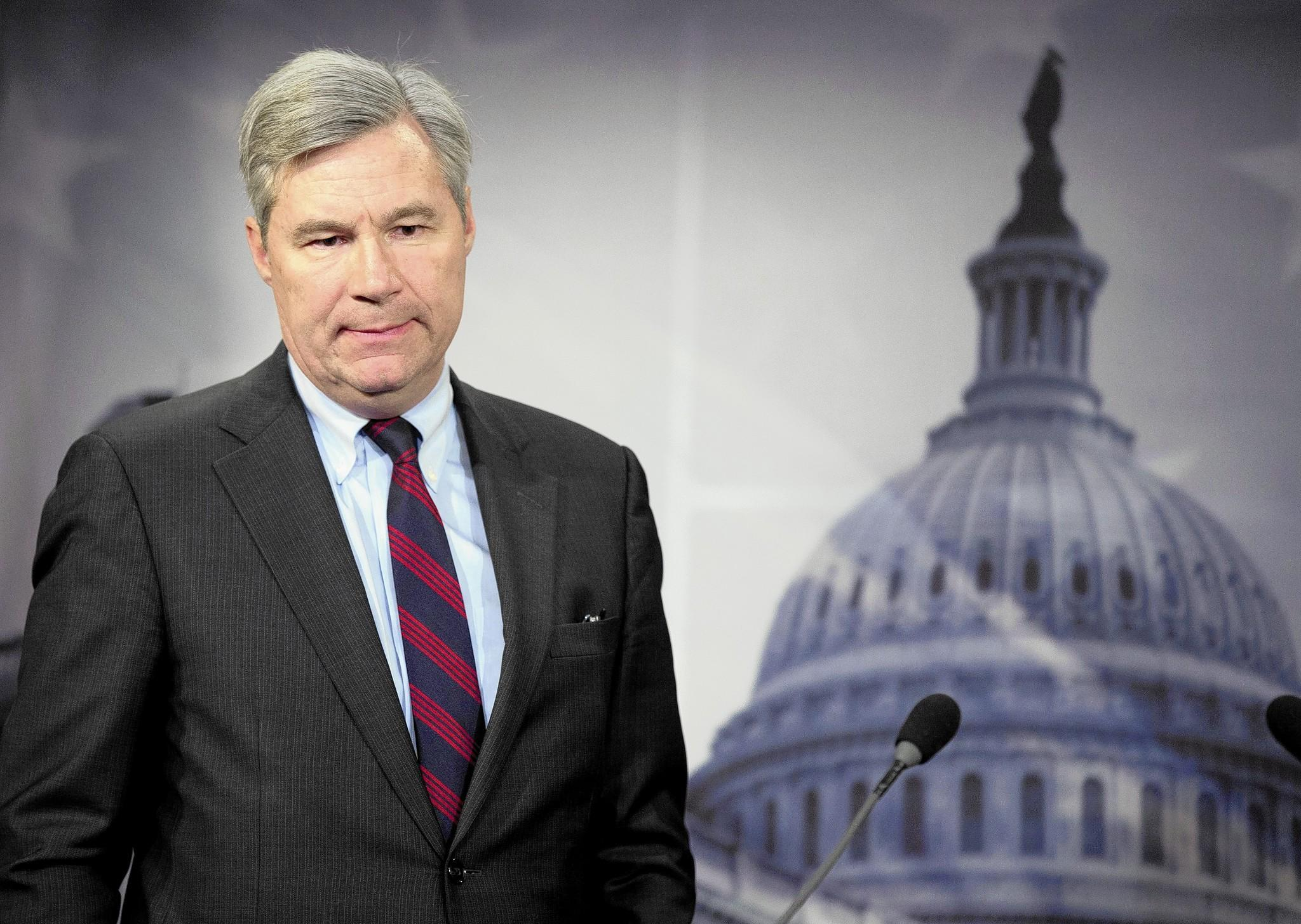 """Republican governors are seeing that they have to do something about corrections costs,"" said Sen. Sheldon Whitehouse (D-R.I.)."