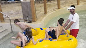 Great Wolf Lodge offers day passes for fundraiser