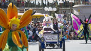 Pictures: 2014 Walt Disney World Easter parade