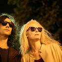 Tilda Swinton (right) in 'Only Lovers Left Alive'