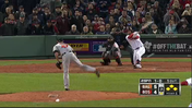 Orioles blow lead, game to Red Sox [V