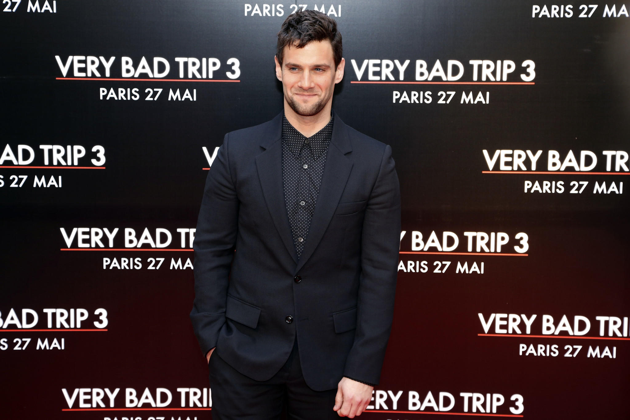 """The Hangover"" star Justin Bartha has reportedly welcomed a baby girl with his wife, Lia Smith, whom he married in January."