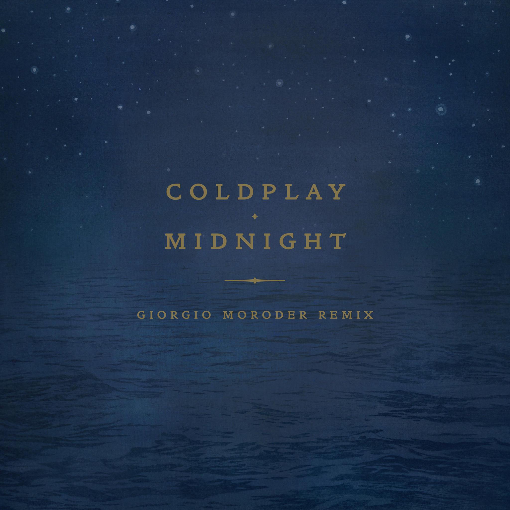 """Coldplay's """"Midnight,"""" as remixed by Giorgio Moroder."""
