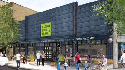 Easton Public Market to get fresh facade