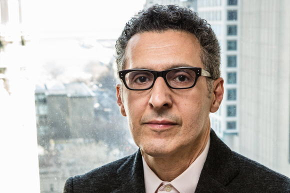 John Turturro at the Park Hyatt