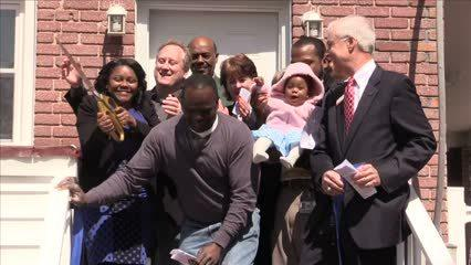 Video: Habitat for Humanity Dedication Ceremony
