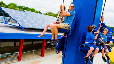 Legoland Florida: Renewable energy initiatives get Earth Day boost