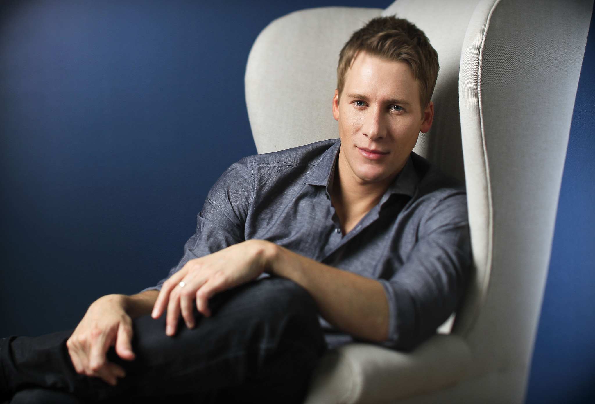 dustin lance black fiance