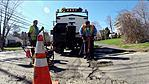 Meriden Using New Equipment To Fix Potholes