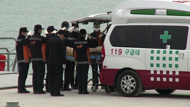 Confirmed death toll in S. Korea ferry disaster passes 100