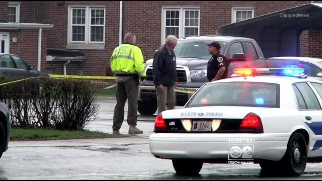 Video: Husband kills estranged wife, then himself in NW Indiana