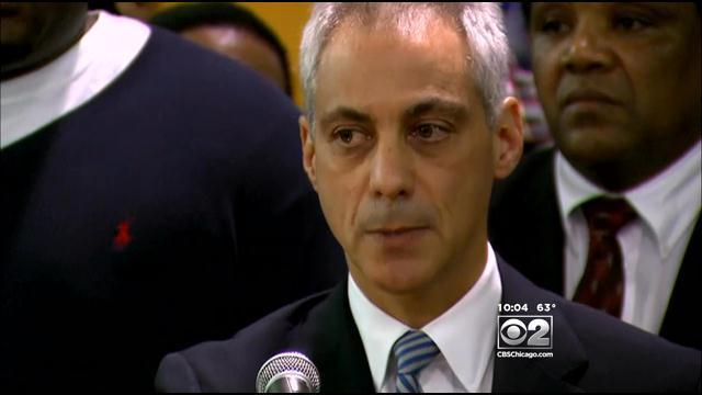 Video: Mayor, father pfleger decry violence