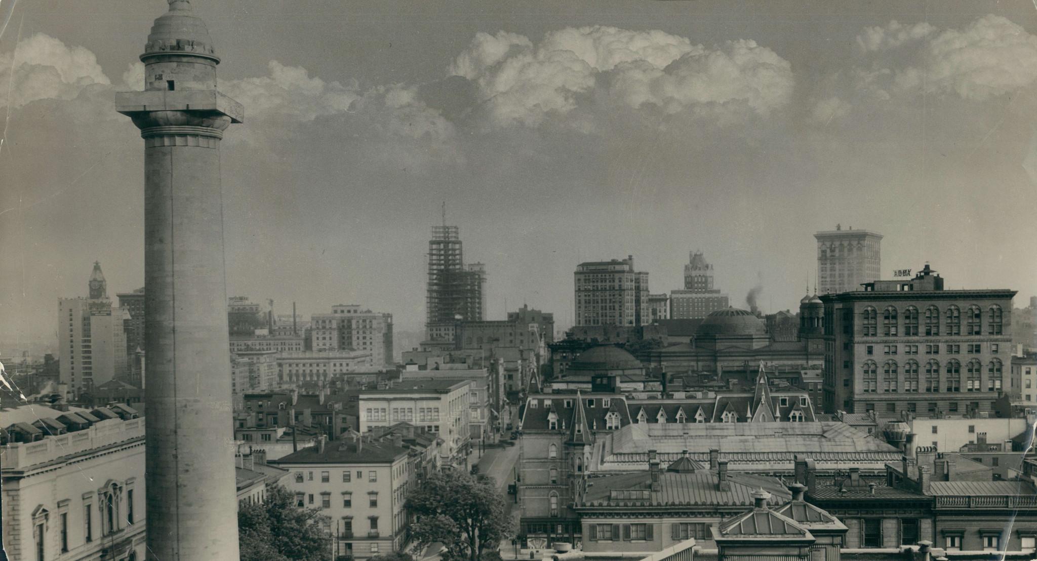 Bal Bs Baltimore Skyline 1929 20170712