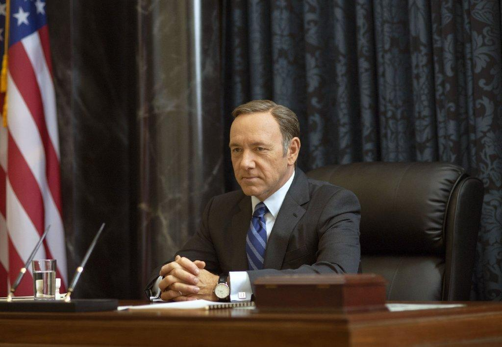 "Netflix, home of ""House of Cards,"" will increase its subscription fees. Pictured: Kevin Spacey in the Netflix original production."