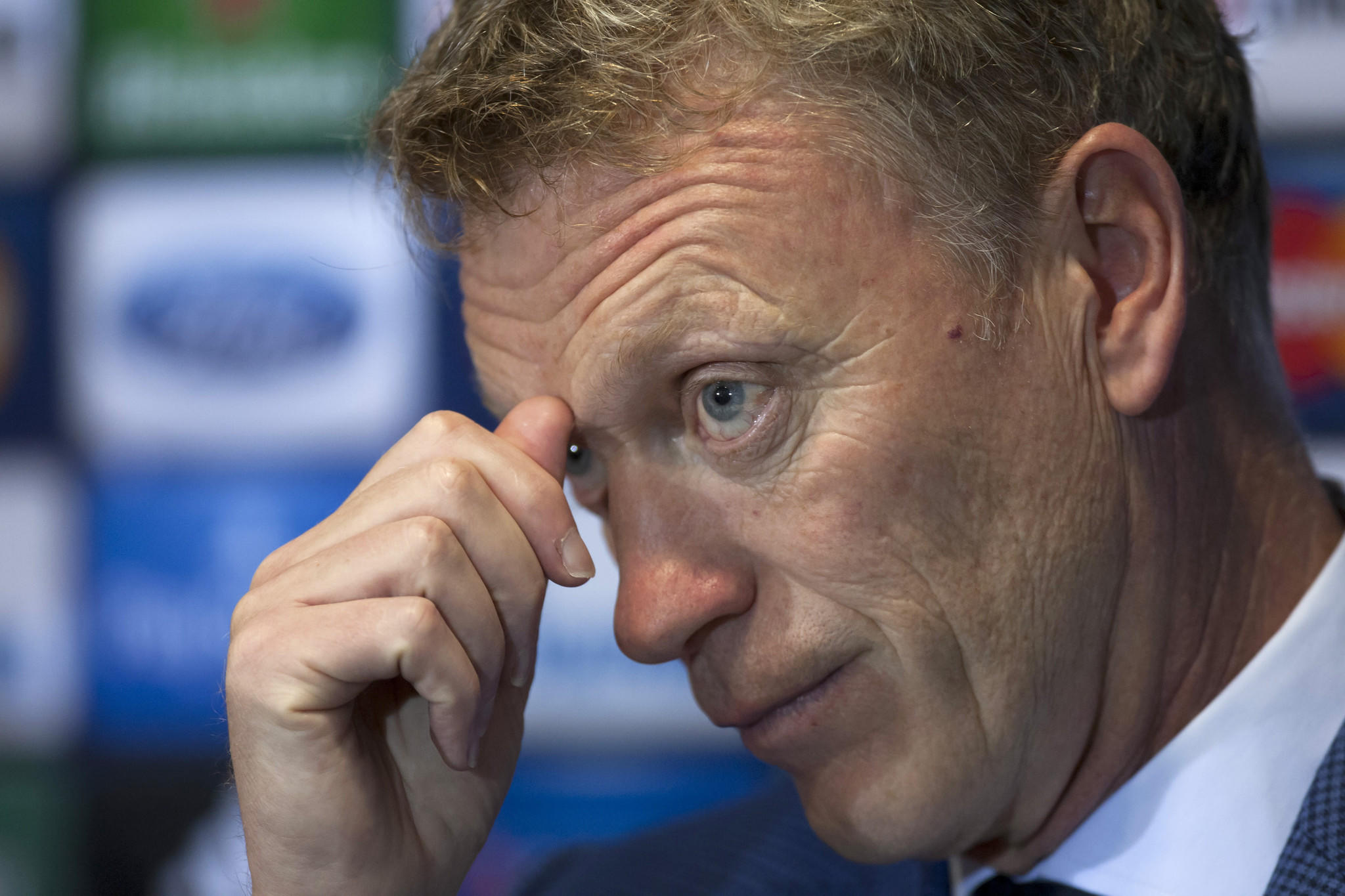 David Moyes was dismissed as manager of Manchester United.