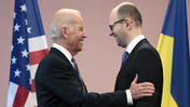 Biden: Russia Must Stop Talking, Start Acting
