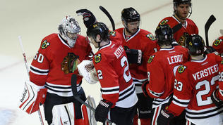 Video: Everything calm is to Hawks' advantage