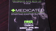 LA Pastor Attracts Churchgoers With Pot
