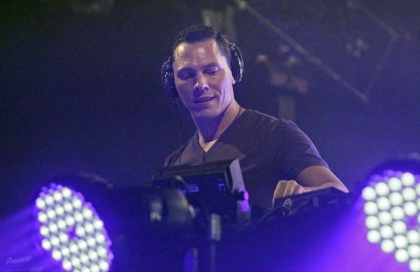 The Dutch DJ Tiesto headlines this year's Hard Summer festival.