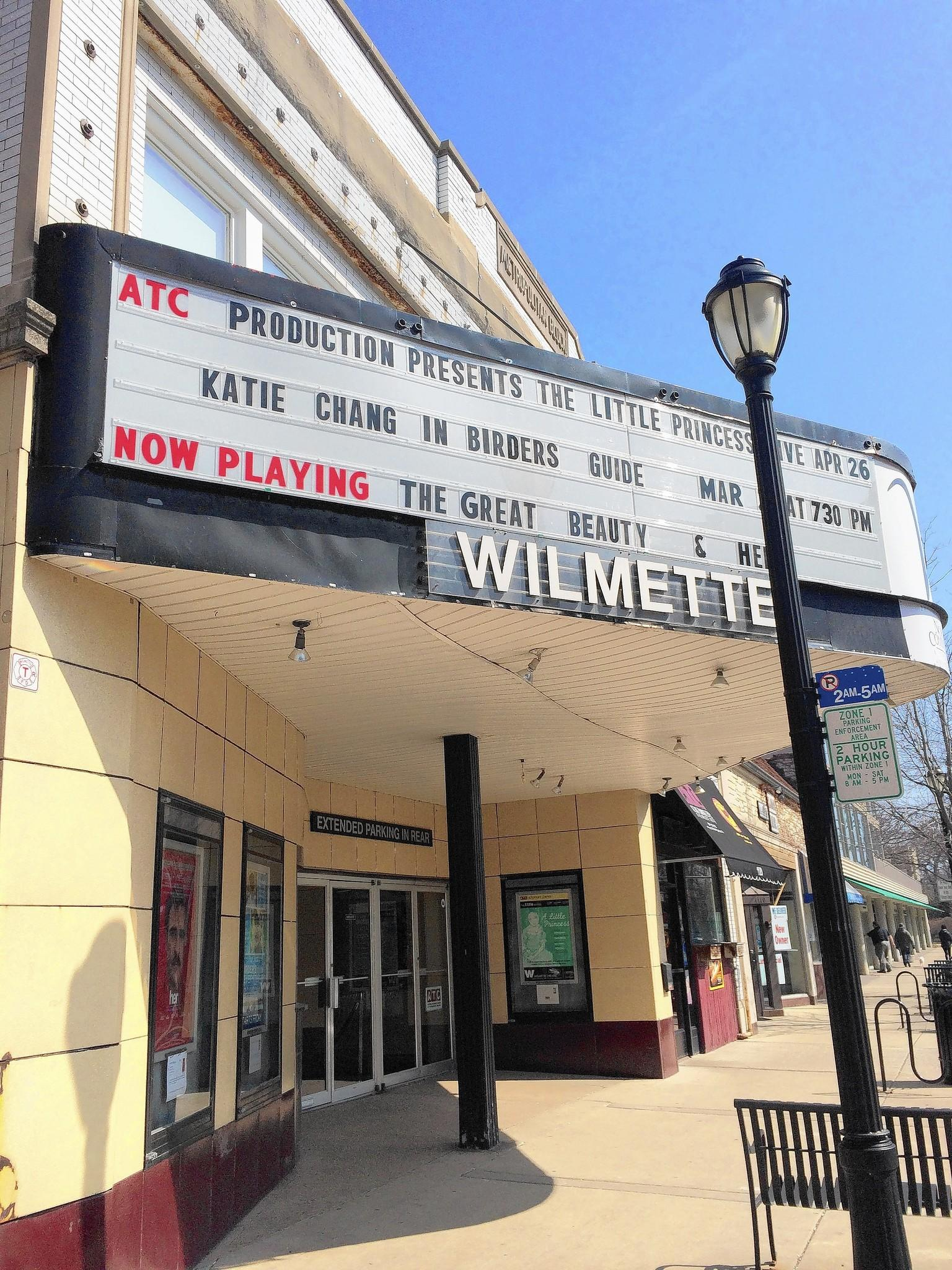 An online Kickstarter fundraiser to save the historic Wilmette Theatre reached its $70,000 goal this week needed to buy a new digital projector and now, officials hope to raise money to renovate the 100-year-old building.