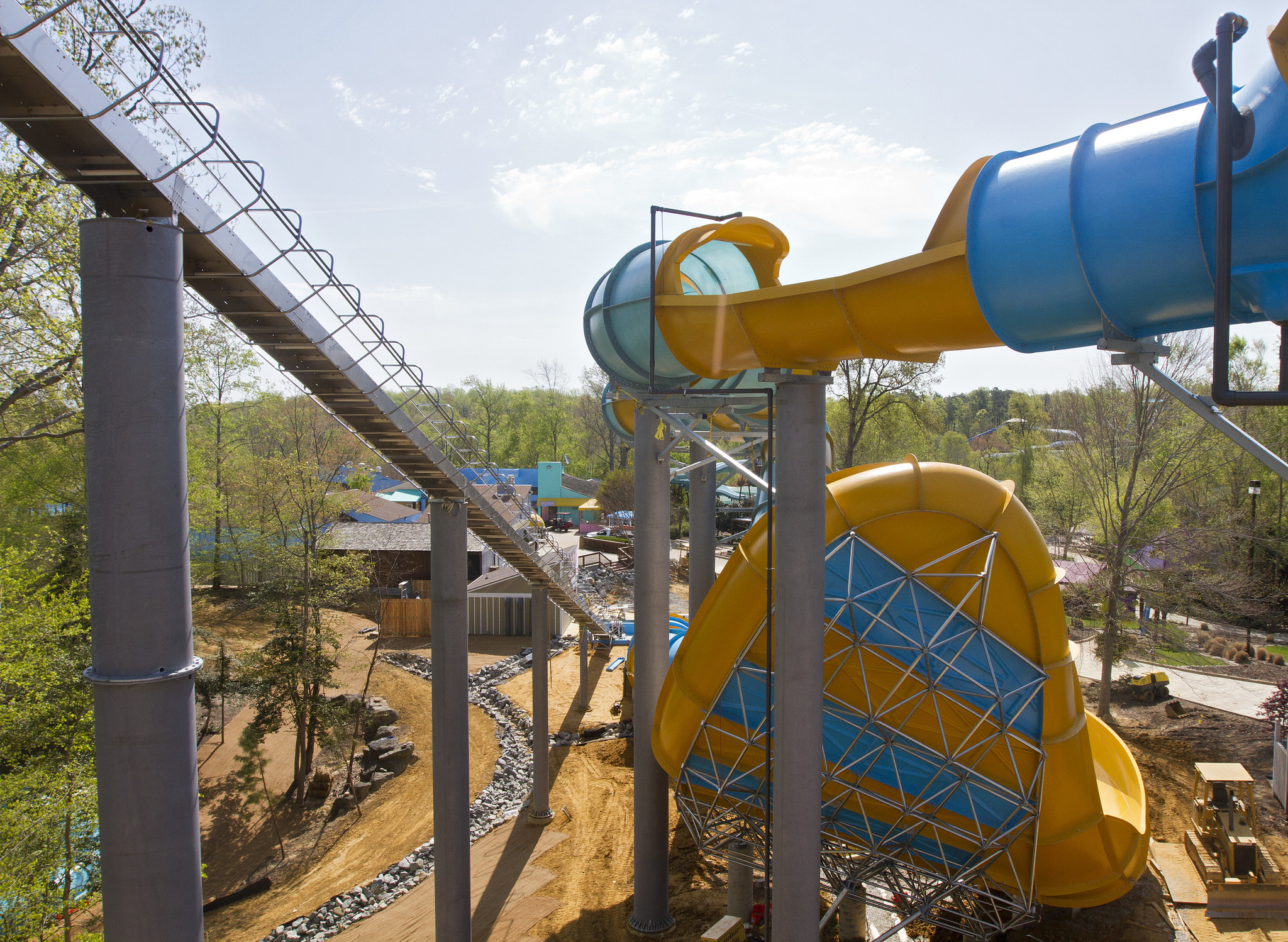 Pictures New Attractions At Busch Gardens And Water Country Usa Daily Press