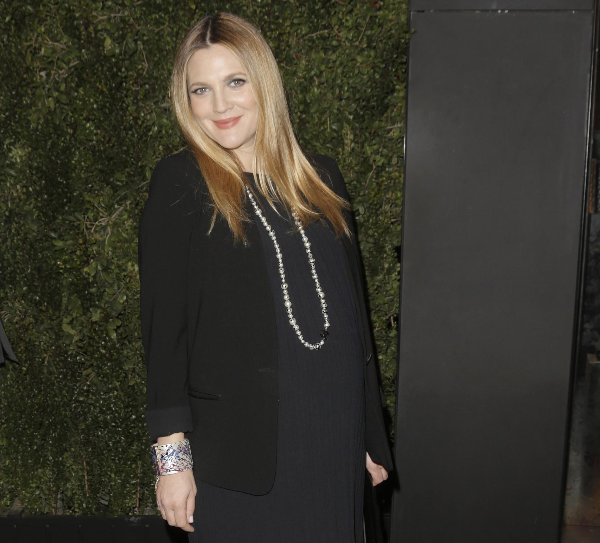 Drew Barrymore has welcomed her second child with husband Will Kopelman, a baby girl named Frankie.