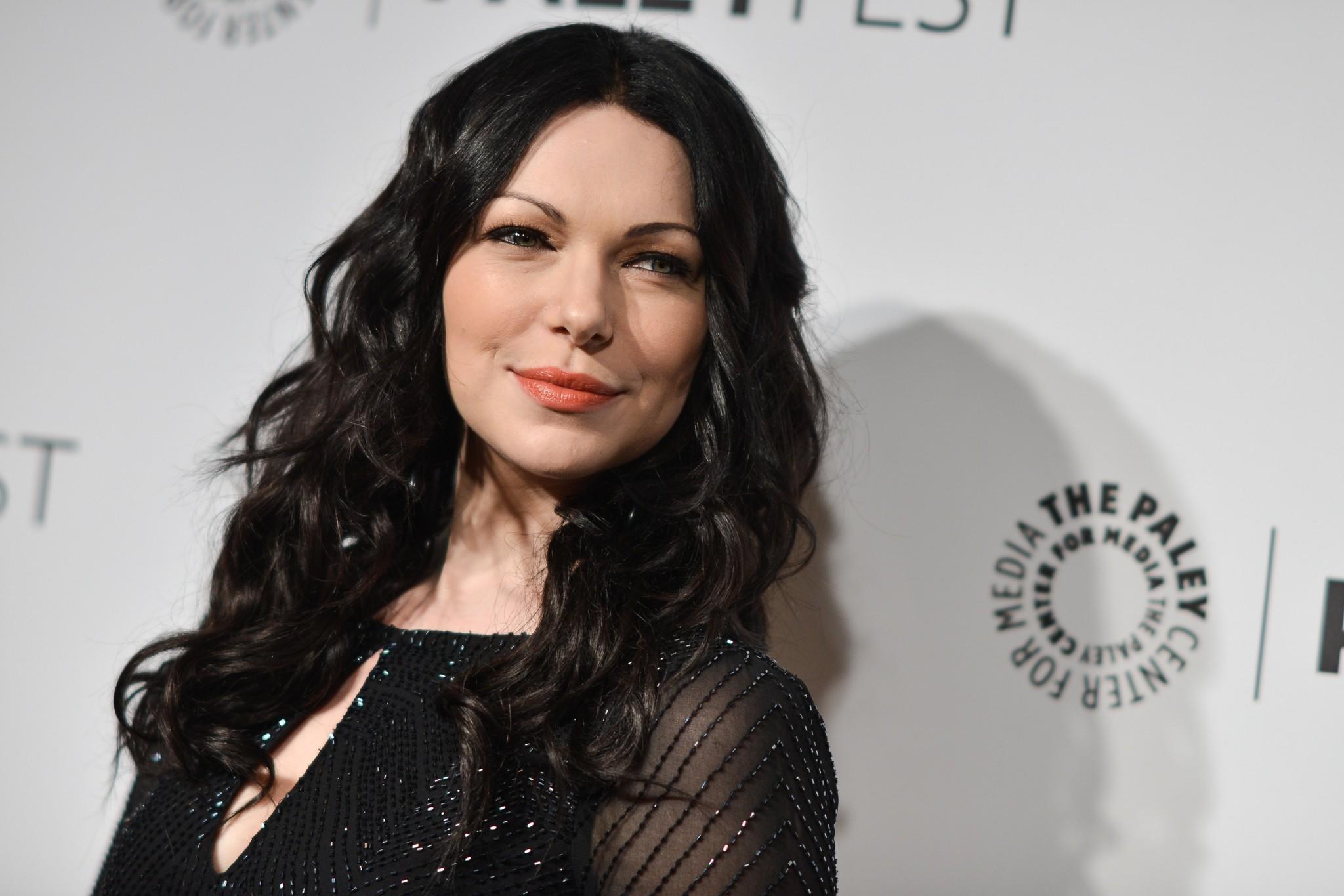 Laura Prepon shuts down Tom Cruise dating rumors.