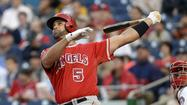 Albert Pujols through the years