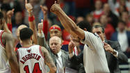 Game 2 photos: Wizards 101, Bulls 99 (OT)