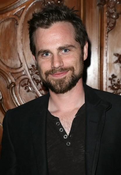 "Actor Rider Strong attends the Celebration Theatre's ""30 Years Of Celebration!"" benefit at The Colony Theater March 24, 2013 in Burbank, Calif."
