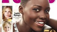 Lupita Nyong'o named People magazine's 'Most Beautiful'