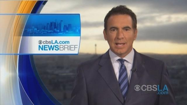 CBSLA.com Morning Newsbrief (April 23)