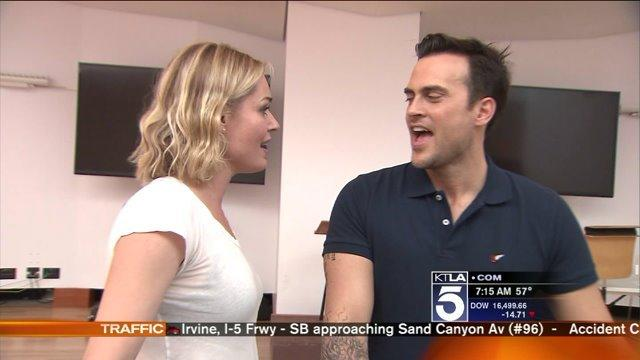 Cheyenne Jackson Brings Back 50s Style Music With 'Music of the Mad Men Era'