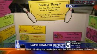 LAFD Bowling Benefit- Support The LAFD