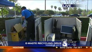 E-Waste Recycling Drive- Reduce, Reuse, & Recycle