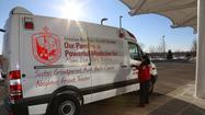 NEW AMBULANCES SERVE THE ALEXIAN BROTHERS COMMUNITY