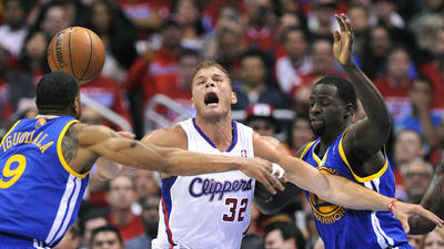 Clippers will have to deal with loud Warriors fans in playoffs