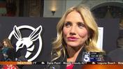 Cameron Diaz Doesn't Believe in Deodorant?