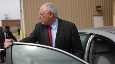 Quinn taken to court over patronage hiring at IDOT