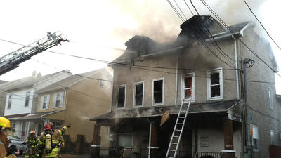 Family sues Emmaus landlords over 2013 fire that killed 4
