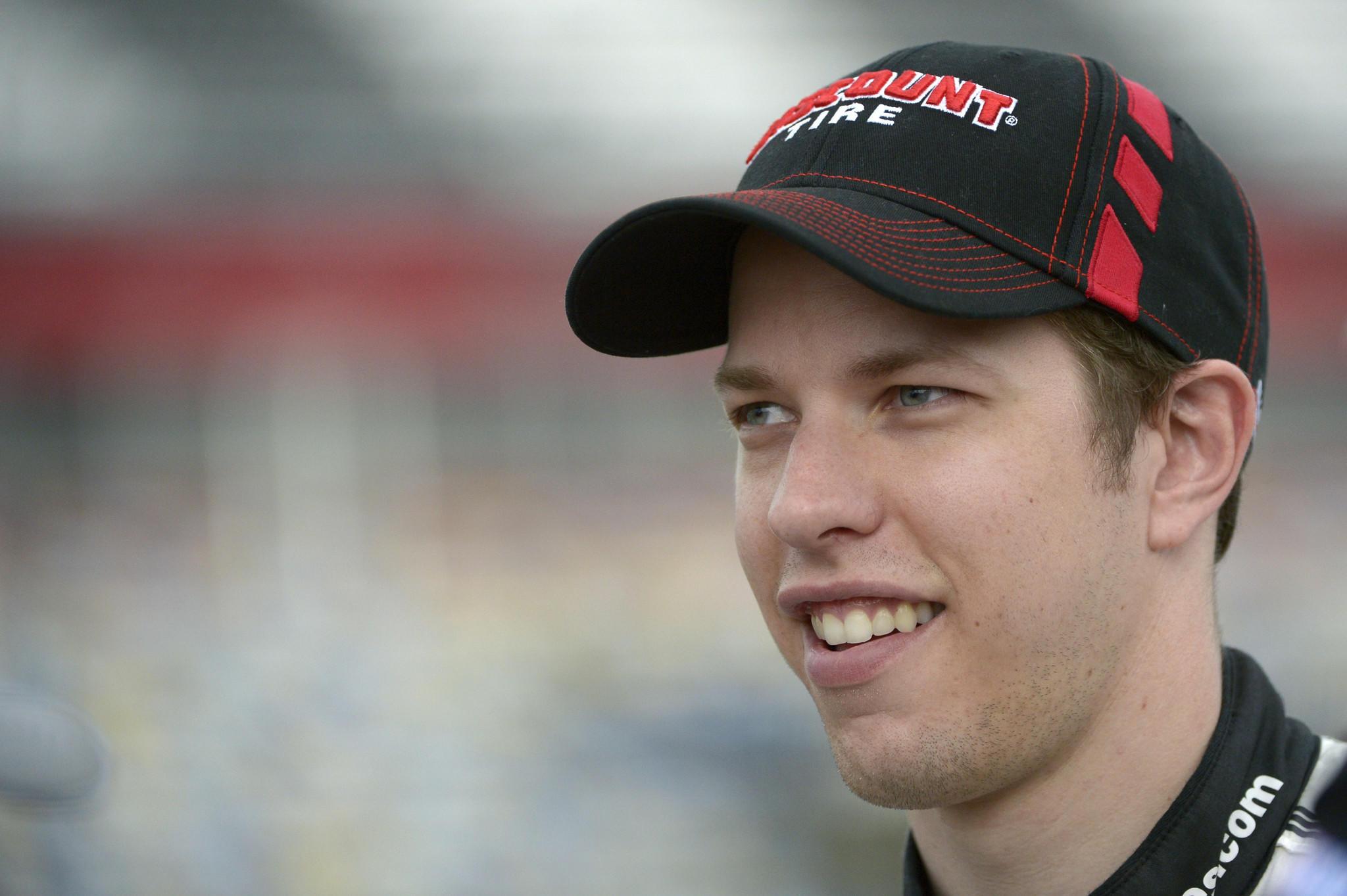 Brad Keselowski has his own ideas for a NASCAR schedule.