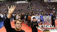 Bethlehem Catholic wrestling takes giant step toward Class 3A next season