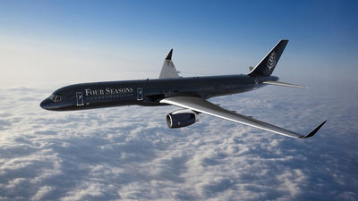 For just $119,000, you can tour the world on a Four Seasons jet