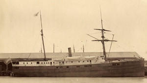The National Oceanic and Atmospheric Administration announced Wednesday it has found the underwater wreck of the passenger steamer City of Chester, which sank in 1888 in a collision in dense fog near where the Golden Gate Bridge stands today.