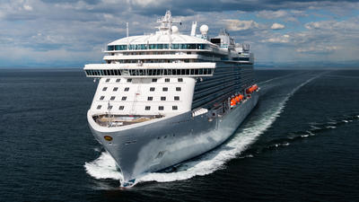 Princess Cruises' new Regal Princess completes sea trials