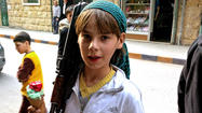 Children in Syria's war