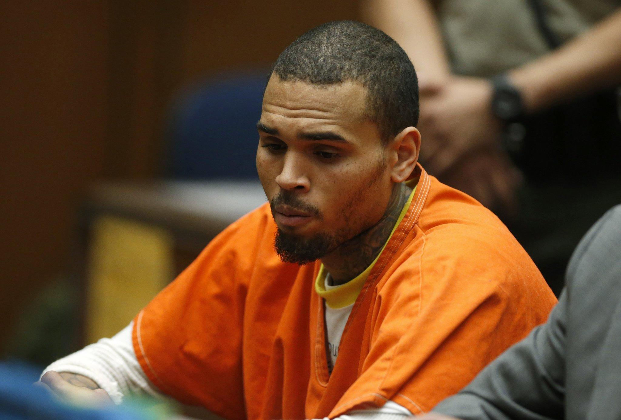 Chris Brown won another delay in his assault trial in Washington, D.C., as his attorneys try to get his bodyguard, who was convicted for the same fracas, to testify in his defense.