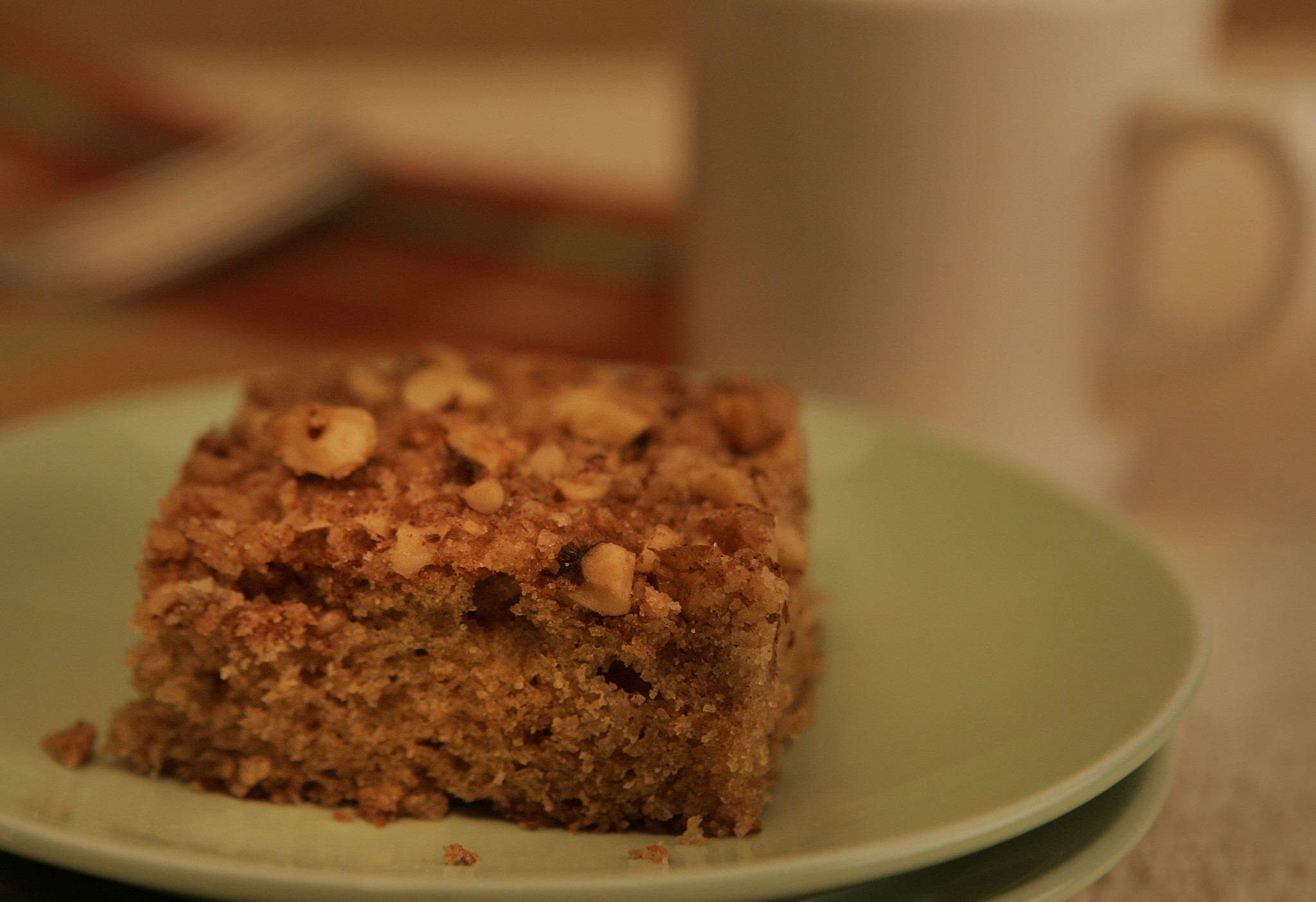 Louisiana coffee cake recipe