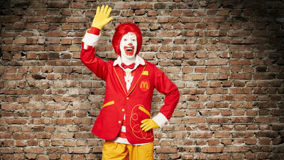 Ronald McDonald gets makeover, heads online